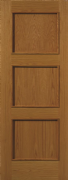 JB Kind R-03 Oak Door